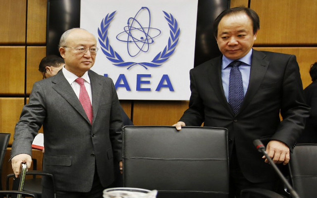 واشنطن: على إيران أن تعالج كل المخاوف الدولية بشأن أنشطتها النووية