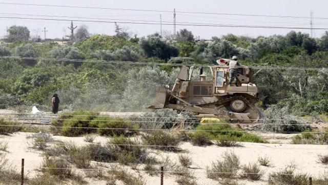 مقتل 10 مسلحين وأسر 43 آخرين في شمال سيناء