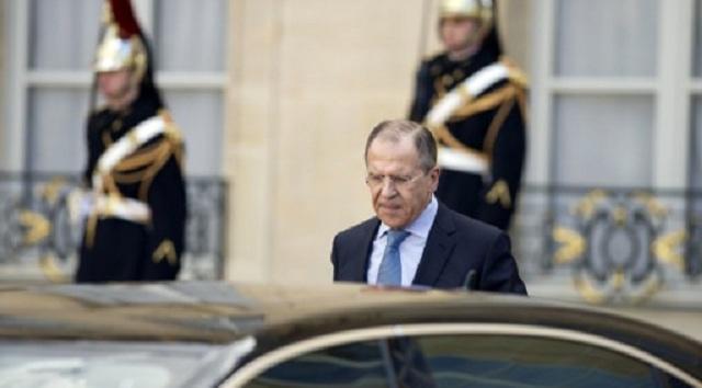 لافروف يؤكد مواصلة الدعم الروسي للبنان واللاجئين السوريين في هذا البلد