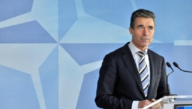 الناتو يعلن عن تعليق الكثير من أوجه التعاون مع روسيا بسبب التوتر في القرم