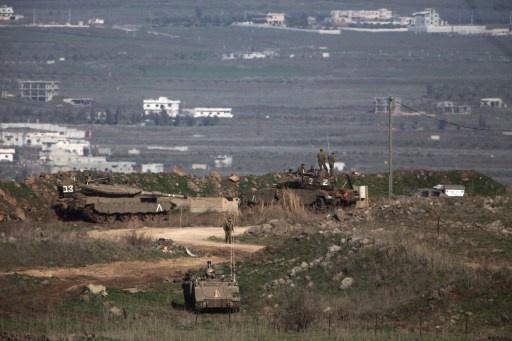 دمشق توجه الى الأمم المتحدة احتجاجا على القصف الإسرائيلي للجولان