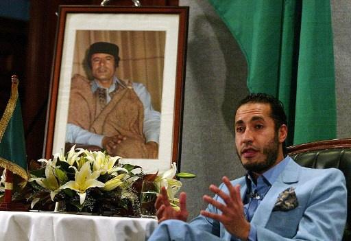 ليبيا تتسلم الساعدي القذافي من النيجر
