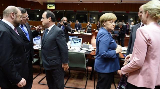 القمة الأوروبية الطارئة تبحث الأزمة الأوكرانية وخيارات الرد على روسيا