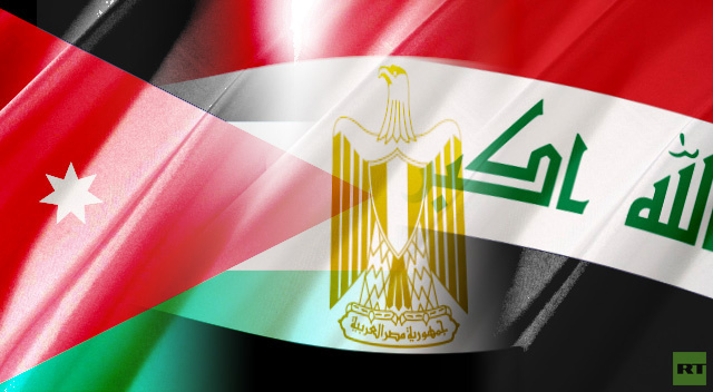 الأردن ومصر والعراق توقع اتفاقيتي تعاون في مجال النفط والغاز