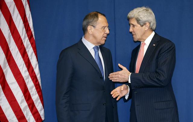 لافروف: روسيا والولايات المتحدة لم تتوصلا بعد الى تفاهم نهائي حول أوكرانيا