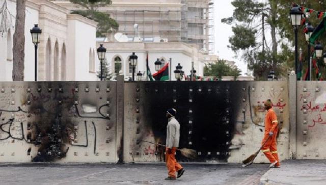 لافروف: ندعو ليبيا إلى إطلاق حوار وطني واسع من أجل تسوية الوضع