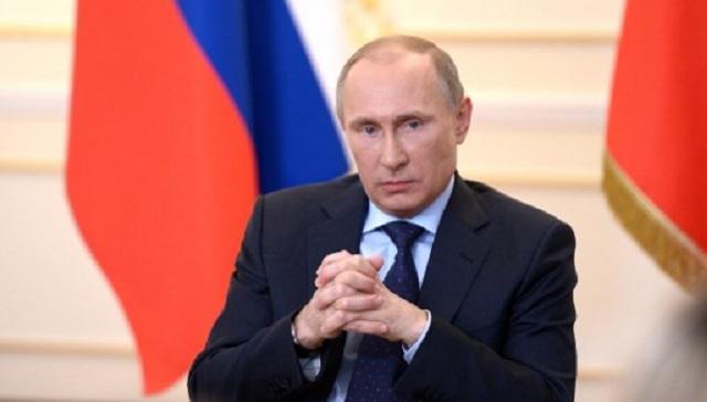 بوتين: قرار استعادة القرم اتخذ على أساس إرادة سكانها