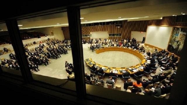 مجلس الأمن الدولي يبحث الوضع في أوكرانيا والقرم