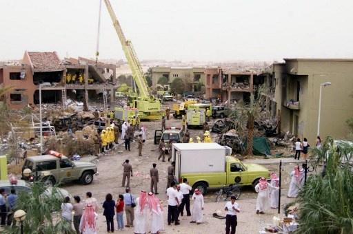 الحكم على 3 سعوديين بالإعدام لمشاركتهم في تفجير مجمع المحيا عام 2003