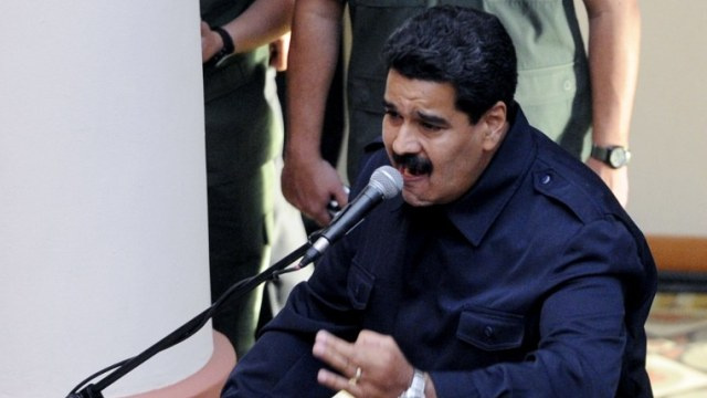 مادورو يدعو لإخراج علاقات بلاده مع الولايات المتحدة إلى مستوى جديد