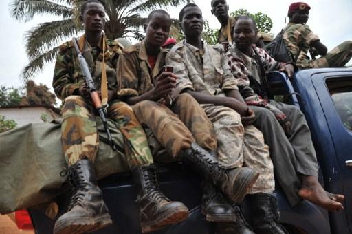 الفصائل المسلحة في إفريقيا الوسطى تبدي استعدادها للسلام
