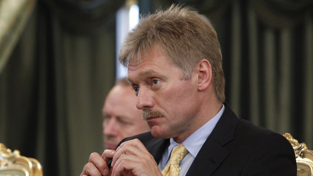 بيسكوف: لا علاقة للكرملين بقرار برلمان القرم حول الانضمام إلى روسيا