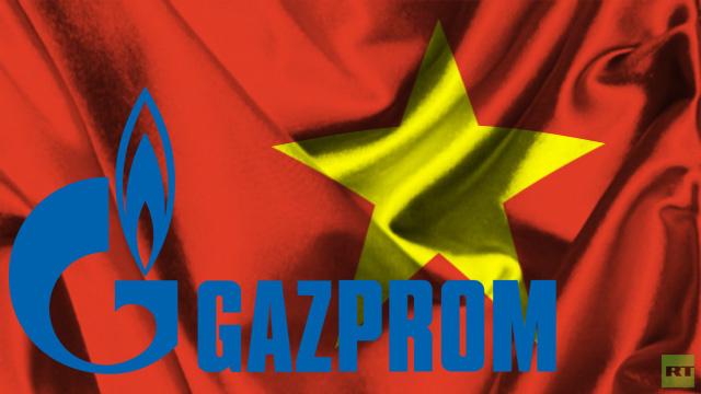 غازبروم توقع عقدا لتوريد الغاز الطبيعي المسال إلى فيتنام