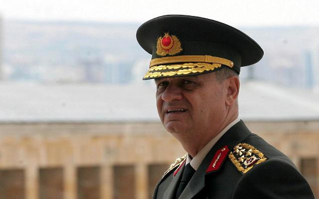 الإفراج عن القائد السابق للجيش التركي المدان بتهمة تدبير انقلاب