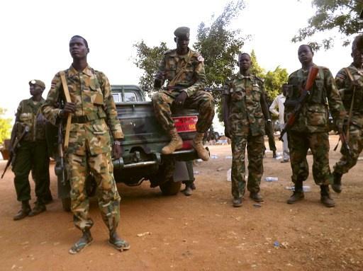 35 قتيلا باشتباك في ثكنة لجيش جنوب السودان