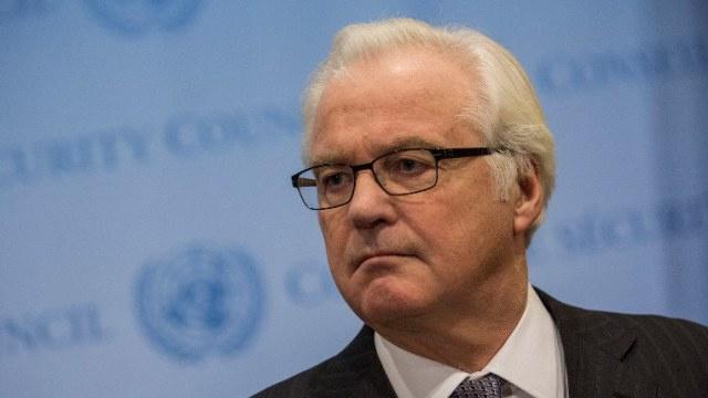 تشوركين: مجلس الأمن لم يناقش استفتاء القرم ولم يتخذ قرارات حول أوكرانيا