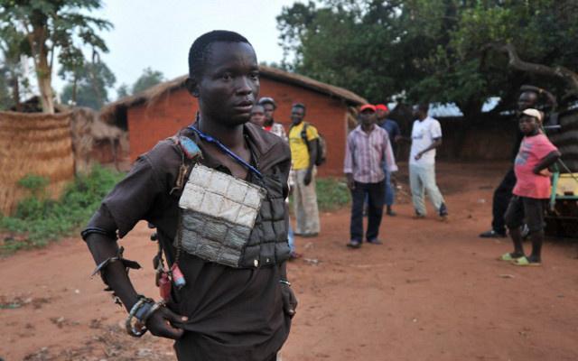 مقتل أربعة مسلمين في إفريقيا الوسطى