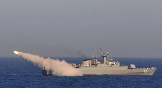 القوة البحرية للحرس الثوري الإيراني تؤكد رصدها جميع تحركات السفن الأجنبية القادمة إلى الخليج
