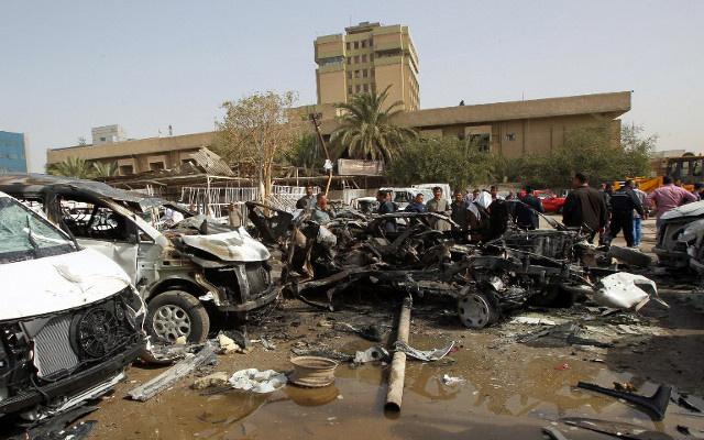12 قتيلا في هجمات بالعراق