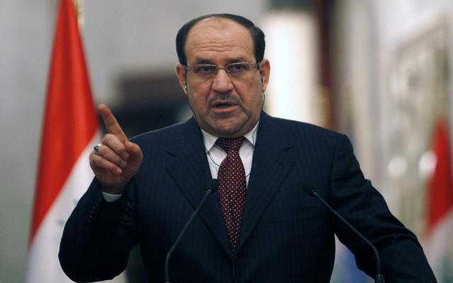 رئيس الوزراء العراقي يتهم قطر والسعودية بإعلان الحرب على بلاده