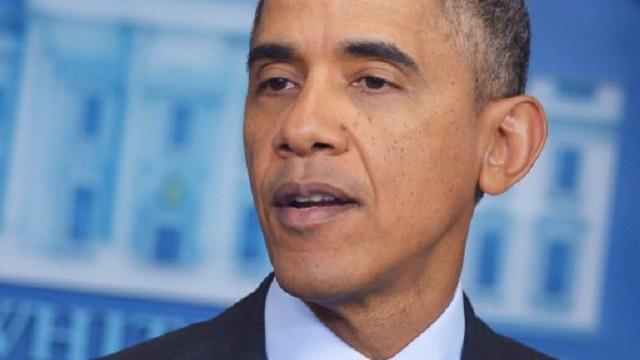 أوباما يبحث مع زعماء ست دول أوروبية إنشاء مجموعة اتصال لتهدئة الوضع في أوكرانيا