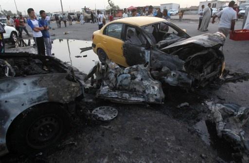 مقتل 37 شخصا بتفجير انتحاري في محافظة بابل العراقية