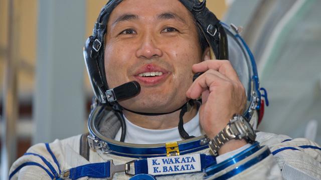 الياباني كويتشي واكاتا يتولى قيادة المحطة الفضائية الدولية
