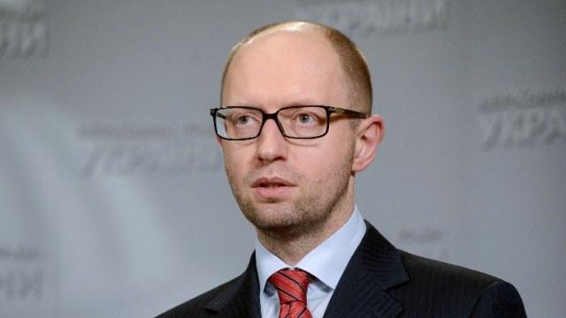 ياتسينيوك يعرب عن ثقته بإمكان حلّ النزاع الروسي الأوكراني دبلوماسيا