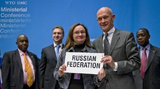 روسيا تنوي فتح ممثلية لها لدى منظمة التجارة العالمية في جنيف