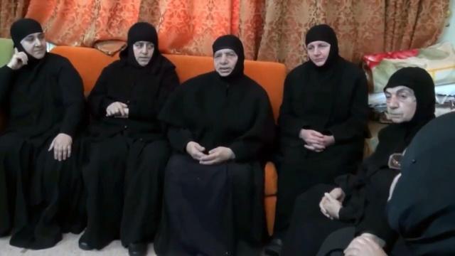 مراسلنا: الافراج عن راهبات معلولا المختطفات من قبل مسلحين منذ أشهر