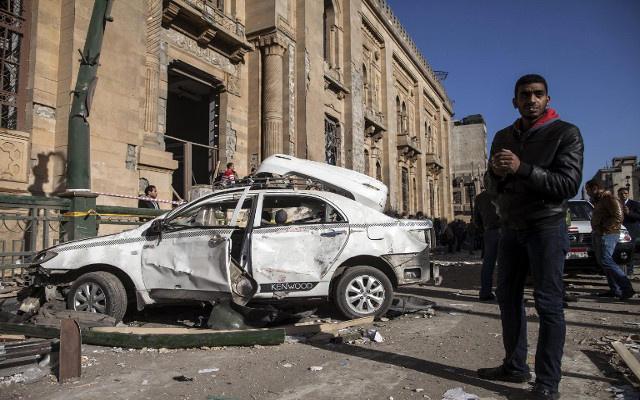 ضبط خلية إخوانية متورطة في تفجيرات بالإسكندرية