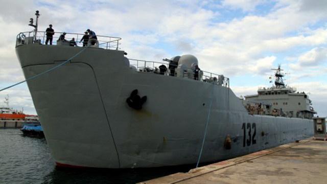 انتشار قوات للبحرية الليبية لمنع بيع شحنة نفط
