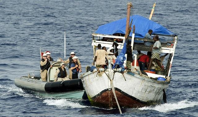 مقتل 42 مهاجرا إفريقيا غير شرعي غرقا قبالة السواحل اليمنية