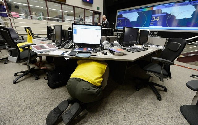 زلزال بقوة 6.9 درجات على مقياس ريختر يضرب سواحل كاليفورنيا