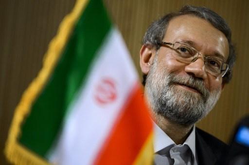 لاريجاني لأشتون: مستعدون لتسوية الأزمة السورية مع الاتحاد الاوروبي
