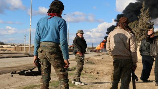 محاكمة 19 شخصا في بروكسل بتهمة إرسال مسلحين للقتال في سورية