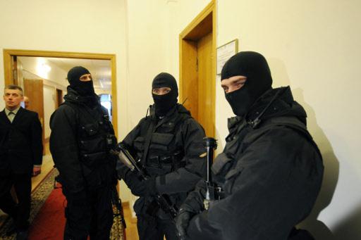 النيابة العامة الاوكرانية توقف المحافظ السابق لخاركوف