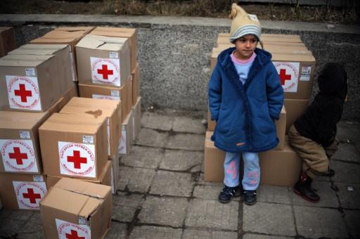 برنامج الغذاء العالمي: المساعدات الانسانية تصل إلى مناطق سورية للمرة الأولى منذ أشهر