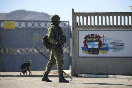 منع دخول 342 روسيا الى اوكرانيا خلال يوم واحد