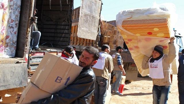 الأغذية العالمي: نجحنا في إيصال المساعدات إلى من يحتاجها بفضل الهدنة في سورية