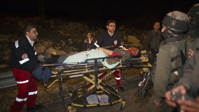 مقتل شاب فلسطيني بنيران الجيش الاسرائيلي شرق رام الله