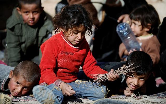 اليونيسف: في سورية يجري تشغيل الأطفال وتدريبهم للقتال