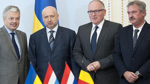 مخاوف أوروبية من العقوبات على روسيا
