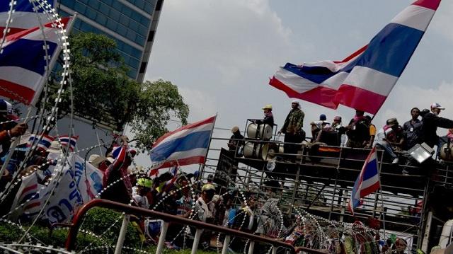 اصابة 3 أشخاص في انفجارين بالعاصمة التايلاندية