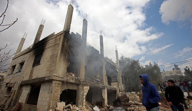 بعد مقتل 3 فلسطينيين بخان يونس.. حماس تعلن استيلاءها على طائرة استطلاع اسرائيلية