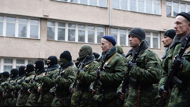 رئيس برلمان القرم: مستعدون لردع أي استفزاز مسلح على حدودنا مع أوكرانيا