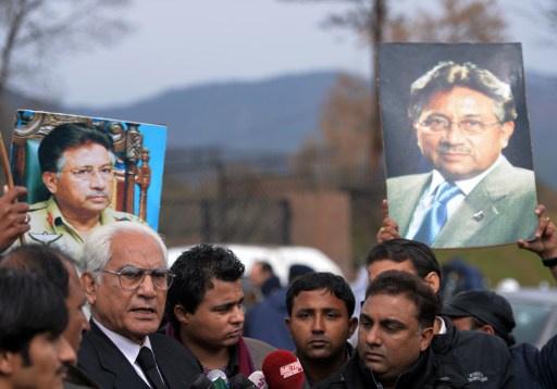 تهديدات أمنية تؤجل محاكمة مشرف في باكستان