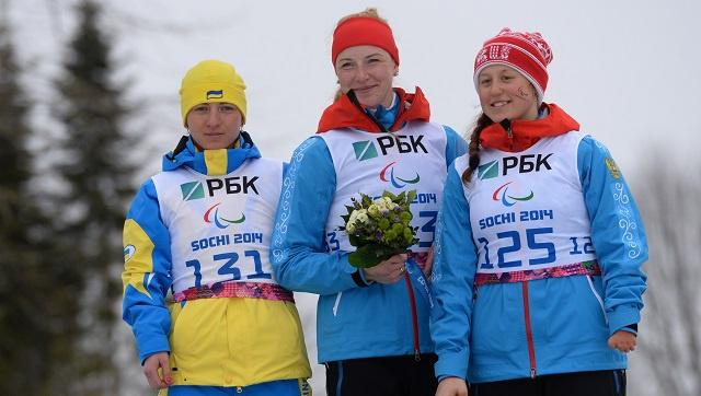 الروسية كاوفمان تتوج بالميدالية الذهبية الثانية في دورة البارالمبية