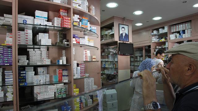 وزارة الصحة السورية: 26.5% من الأدوية النوعية الضرورية متوفرة ومصدرها روسيا وبيلاروس