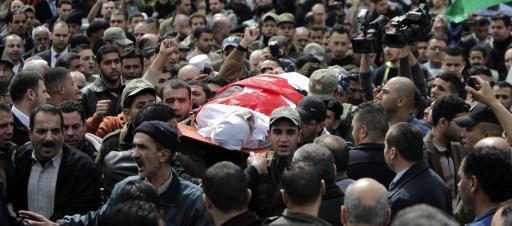 اسرائيل تأسف لمقتل القاضي الأردني وتؤكد أنه حاول